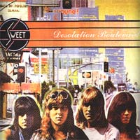 Sweet - Desolation Boulevard LP