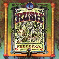 Rush - Feedback Album