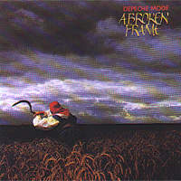 Depeche Mode - A Broken Frame CD