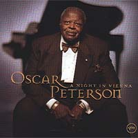 Peterson, Oscar - A Night In Vienna