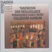 Tanzmusik Der Renaissance