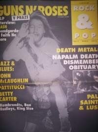 Rock And Roll Comics 1 June 1989