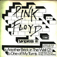Pink Floyd - Another Brick In The Wall Part 2
