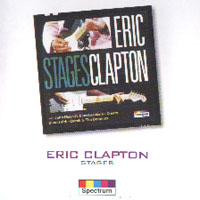 Clapton, Eric - Stages