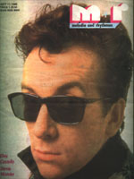 Costello, Elvis - Melodie und Rhythmus