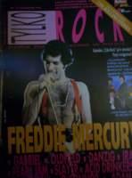 Mercury, Freddie - Tylko Rock